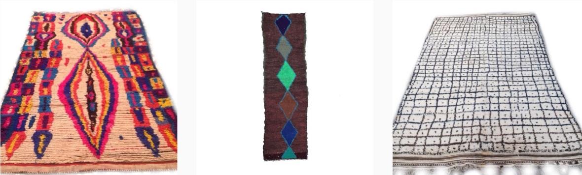 Parasouk Moroccan Rugs, Vendor A Street Af(Fair) 2016