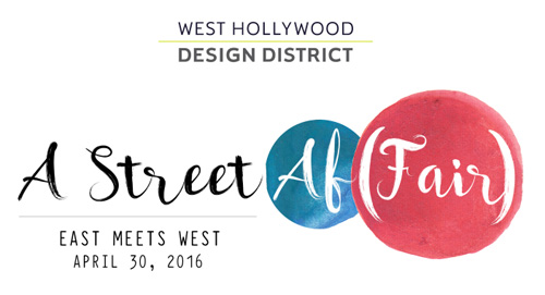 A Street Affair Website Logo