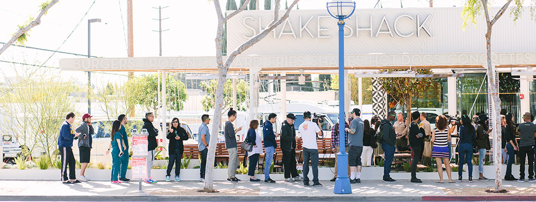 Shake Shack, A Street Af(Fair) Vendor