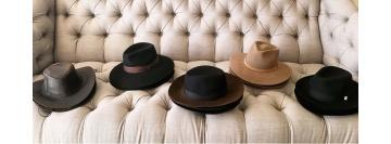 Vanner Hat, A Street Af(Fair) Vendor
